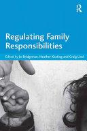 Regulating Family Responsibilities Pdf/ePub eBook