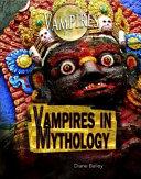Vampires in Mythology