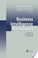 Business Intelligence Techniques