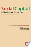 Social Capital  : A Multifaceted Perspective