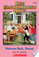 Welcome Back  Stacey   The Baby Sitters Club  28