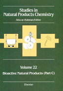 Bioactive Natural Products  Part C  Book