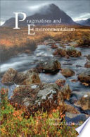 Pragmatism And Environmentalism