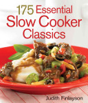 175 Essential Slow Cooker Classics Book PDF