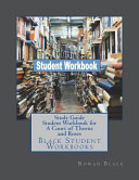 Study Guide Student Workbook for a Court of Thorns and Roses Book PDF