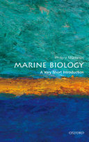 Marine Biology  A Very Short Introduction