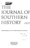 The Journal of Southern History