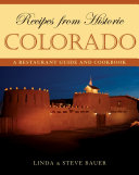 Recipes from Historic Colorado