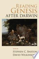 Reading Genesis After Darwin