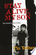 Stay Alive My Son Book