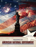 Readings In American National Government