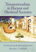 Pdf Transnationalism in Ancient and Medieval Societies