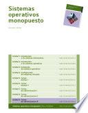 Tareas de administración III (Sistemas operativos monopuesto)