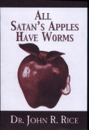 All Satan s Apples Have Worms