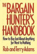 The Bargain Hunter s Handbook