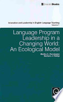 Language Program Leadership in a Changing World Book
