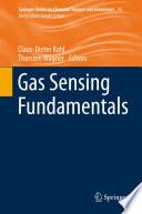 Gas Sensing Fundamentals Book