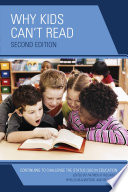 Why Kids Can t Read Book