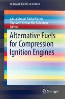 Alternative Fuels for Compression Ignition Engines Pdf/ePub eBook