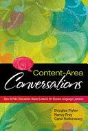 Pdf Content-area Conversations