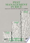 Pest Management in Rice