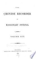 Chinese Recorder