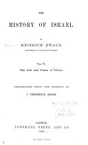 The life and times of Christ