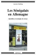 Pdf Les Sénégalais en Allemagne Telecharger