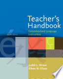 Teacher's Handbook