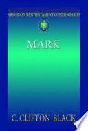 Abingdon New Testament Commentaries  Mark