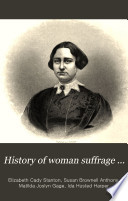 History Of Woman Suffrage Book PDF