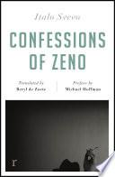 Confessions of Zeno  riverrun editions