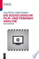 Die soziologische Film- und Fernsehanalyse