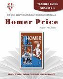 Homer Price by Robert McCloskey: Teacher Guide