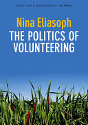 The Politics of Volunteering [Pdf/ePub] eBook