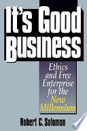 It s Good Business