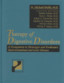 Therapy of Digestive Disorders Book