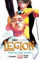 X Men Legacy  Legion Vol  4