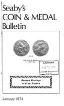Seaby s Coin and Medal Bulletin