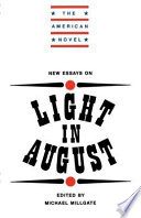 Light In August Pdf/ePub eBook