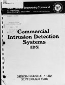 Commercial Intrusion Detection Systems  IDS