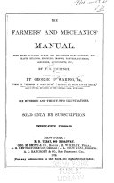 The Farmers  and Mechanics  Manual