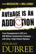 Average Is an Addiction