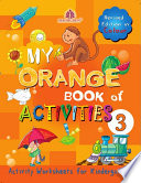 My Orange Book of Activities  Multicolour Edition