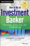 How to Be an Investment Banker Pdf/ePub eBook