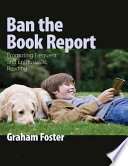 Ban the Book Report Book