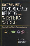 Dictionary of Contemporary Religion in the Western World