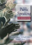 Public Speaking Guidebook Book PDF