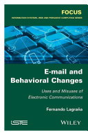 Pdf E-mail and Behavioral Changes Telecharger
