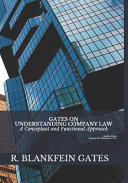 Gates on Understanding Company Law